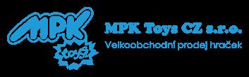 Velkoobchodní prodej hraček - MPK Toys CZ s.r.o.